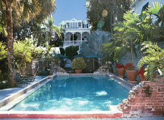 Simonton Court Historic Inn and Cottages - Hotels/Accommodations, Welcome Sites - 320 Simonton Street, Key West, FLORIDA, 33040, USA