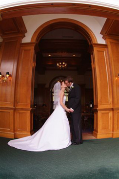 Beautiful Front Foyer Photo Op -  - Bearpath Golf and Country Club