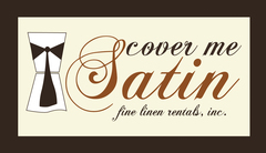 Cover Me Satin - Decorations, Rentals - 17207 Ross Lake Ct, Humble, TX, USA
