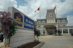 Best Western St. Jacobs Country Inn - Hotels/Accommodations, Reception Sites, Honeymoon - 50 Benjamin Road East, Waterloo, Ontario, N2V 2J9, Canada