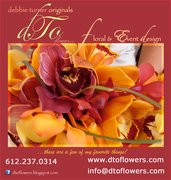 Debbie Turner Originals - Florists, Coordinators/Planners - 931 Penamint Court, PO Box 1013, Chanhassen, MN, 55317, USA