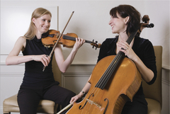 Duo d'Amore-string duos, trios and quartets - Band - Toronto, Canada