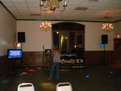  -  - Crazy K's Karaoke &amp; Dj Services