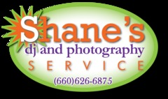 Shane's DJ and Photography Service - DJs, Photographers - 16447 Blueberry Way, Kirksville, MO, 63501, USA