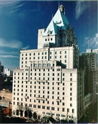 Fairmont Hotel Vancouver - Hotels/Accommodations, Ceremony &amp; Reception - 900 West Georgia Street, Vancouver, British Columbia, V6C 2W6, Canada