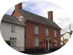 Old Brick Guesthouse - Hotels/Accommodations - 7 Church Street, Bishop's Castle, Shropshire, SY9 5AA, England