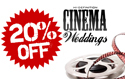 Cinema Weddings - Videographers, Photographers - 94 Bowen Rd, East Doncaster, Melbourne, Vic, 3109, Australia