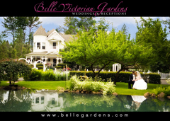 Belle Victorian Gardens - Ceremony & Reception, Reception Sites, Ceremony & Reception - Spokane, WA, 99208, USA