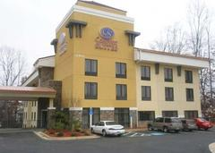 Comfort Suites Atlanta/Kennesaw - Hotels/Accommodations, Welcome Sites - 3366 Busbee Drive NW, Kennesaw, Georgia, 30144, usa