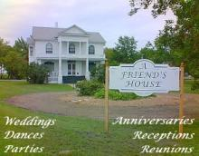 A Friend's House - Ceremony Sites, Reception Sites, Ceremony & Reception, Bridal Shower Sites - 10066 20th St. N, Moorhead, MN, 56560, United States