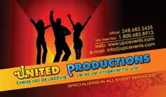 United Productions - DJs, Bands/Live Entertainment - Keego Harbor, MI, 48382, USA