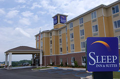 Sleep Inn & Suites - Hotels/Accommodations - 106 S Service Rd E, Ruston, LA, 71270, US