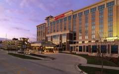 Bloomington-Normal Marriott Hotel and Conference Center - Caterers, Reception Sites, Hotels/Accommodations - 201 Broadway Avenue, Normal, Illinois, 61701, USA