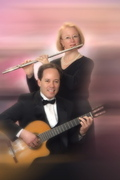 Alla Breve Guitar & Flute Duo - Bands/Live Entertainment, DJs - 382 Plainfield Road, Concord, Massachusetts, 01742, USA
