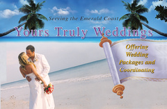 Yours Truly Weddings - Coordinators/Planners, Officiants - Destin, Florida, 32541