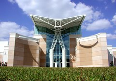 Airborne and Special Operations Museum - Attractions/Entertainment, Reception Sites, Ceremony & Reception - 100 Bragg Blvd., Fayetteville, NC, 28301