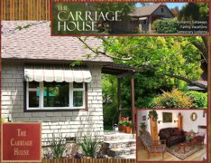 The Carriage House - Hotels/Accommodations, Honeymoon - 60 Clearlake Avenue, Lakeport, California/North Coast/Napa Valley, 95453, USA