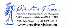 Creative Visions Photography - Photographers - 758 Tennyson Ave, Oshawa, Ontario, L1H 3K6, Canada