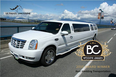 Ultimate Limousine 4 You - Limos/Shuttles, Rentals - 19453 88th ave, Surrey, BC, V4N 5T2 , Canada