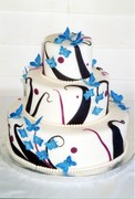 Sweet Art Wedding Cakes - Cakes/Candies, Favors - Lincoln, NE, 68503, USA