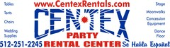 Centex Rentals - Rentals, Decorations - 15533 N. IH 35, Pflugerville, Texas, 78660, Travis