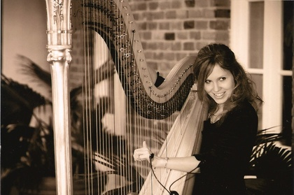 Ashley Toman- Harpist - Bands/Live Entertainment, Ceremony Musicians - Prairieivlle , LA, 70769, USA