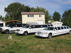 Hats Off Limousine Service - Limos/Shuttles - 1610 Maple Street, Wenatchee, Washington, 98801, usa