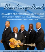 BLUE BREEZE BAND (Motown R&amp;B Soul Jazz &amp; Blues) - Bands/Live Entertainment, Coordinators/Planners - Los Angeles, CA, USA