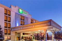 HOLIDAY INN EXPRESS-CAMPUS AREA - Hotels/Accommodations, Limos/Shuttles - 1150 Robert T. Longway Blvd., Flint, Michigan, 48503, USA