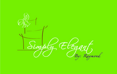 Simply Elegant by Ramond