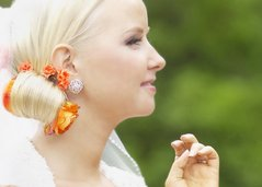Art Hair Salon And Spa - Wedding Day Beauty, Photo Sites - 10490 Alpharetta Hwy., Roswell, GA, 30076, USA