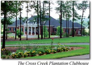 Welcome to our beautiful clubhouse where we host parties from 50-300...and have been doing so for 20 years! We get it right and we get that this is YOUR day! -  - Cross Creek Plantation Golf and Country Club