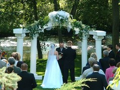 Riverside Receptions Etc., LLC - Ceremony Sites, Reception Sites, Ceremony &amp; Reception - 22638 Truckenmiller Road (Market St.), Centreville, MI, 49032, U.S.A.