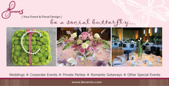 8events - Coordinators/Planners, Florists - Sunnyvale, CA, 94089, USA