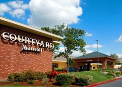 Courtyard by Marriott Hotel - Hotels/Accommodations, Rehearsal Lunch/Dinner - 1720 Sisk Rd., Modesto, CA, 95350, USA