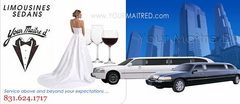 Your Maitre D Limousine - Limos/Shuttles, Wineries - 1174 Airport Rd , STE F, Monterey, CA, 93940, USA