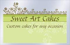 Sweet Art Cakes - Cakes/Candies Vendor - 914 Indian Hills Dr, Dayton, TN, 37321, USA