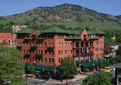 Hotel Boulderado - Hotels/Accommodations, Reception Sites, Ceremony Sites, Ceremony & Reception - 2115 Thirteenth Street, Boulder, Colorado, 80302, USA