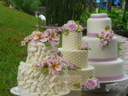 Judy Uson :: The Cake Artist Wedding Venues & Vendors ...