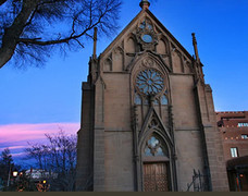 The Loretto Chapel - Ceremony Sites, Coordinators/Planners, Attractions/Entertainment - 207 Old Santa Fe Trail, Santa Fe, NM , 87505, USA