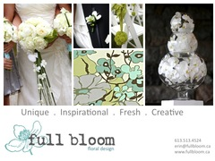 Full Bloom Floral Design - Florists, Decorations - Ottawa, On