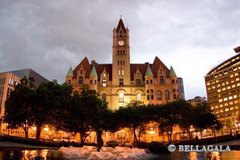 Landmark Center - Ceremony & Reception, Reception Sites, Attractions/Entertainment - Landmark Center, 75 West Fifth Street, St. Paul, Minnesota, 55102, United States