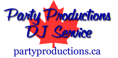 Party Productions DJ Service - DJs - PO Box 959, ALL, Ontario, N0E 1Y0, Canada