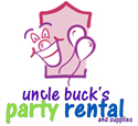 Uncle Buck's Party Rentals and Supplies - Rentals, Coordinators/Planners - 3202 Old Farm Lane, Walled Lake, MI, 48390, USA
