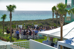 Pearly White Properties - Ceremony & Reception, Rehearsal Lunch/Dinner - 4228 E. County Hwy. 30A, 4240 E. County Hwy. 30A, Santa Rosa Beach, FL, 32459, USA