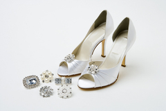 Absolutely Audrey Shoe Clips - Jeweler - 25825 Ross Street, Plainfield, IL, 60585, USA