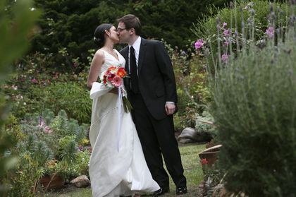 garden - Newlyweds - Hastings House Garden Weddings