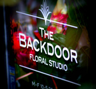 Backdoor Floral Studio &amp; Florist - Florist - 112 Spring Street, East Jordan, Michigan, 49727, US