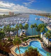 Sheraton San Diego Hotel & Marina - Reception Sites, Hotels/Accommodations, Ceremony Sites, Rehearsal Lunch/Dinner - 1380 Harbor Island Drive, San Diego, CA, 92101, USA