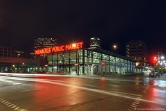 Milwaukee Public Market - Restaurants, Attractions/Entertainment, Shopping, Reception Sites - 400 N Water St, Milwaukee, WI, 53202, United States